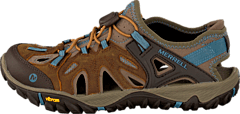 Merrell - All Out Blaze Sieve Brown Sugar/Blue