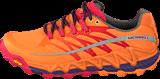 Merrell - All Out Peak Orange/Parachute Purple
