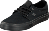 DC Shoes - Trase Tx Shoe Black/Black/Black