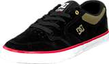 DC Shoes - Nyjah Vulc Shoe Black/Olive