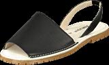Amust - Mallorca sandal Black