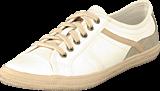 Esprit - Megan Lace Up White