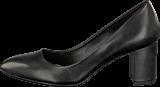 Clarks - Blissful Cloud Black Leather