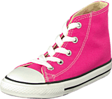 Converse - Chuck Taylor All Star Small Hi Seasonal Pink Paper