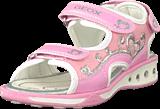 Geox - Jr Sandal Jocker Pink