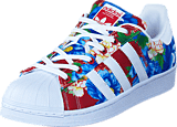 adidas Originals - Superstar W Ftwr White/Ftwr White/Power Re