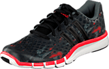 adidas Sport Performance - Adipure 360.2 Primo Dark Grey/Black/Solar Red