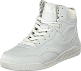 Fila - Bounce Mid Bright White New