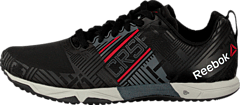 Reebok - R Crossfit Sprint 2.0 Black/Excellent Red/Graphite