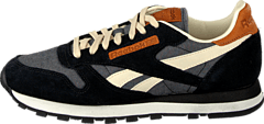 Reebok Classic - CL Leather CH Black/Paperwhite/Chalk