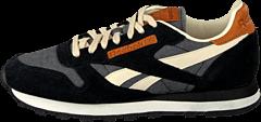 Reebok Classic - CL Leather CH Black/Paperwhite/Chalk