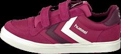 Hummel - Stadil Jr Leather Lo Malaga