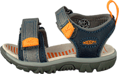 Keen - Riley Infant Midnight Navy/Dark Cheddar