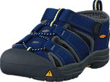 Keen - Newport H2 Infant Blue Depths/Gargoyle