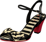 Lola Ramona - Elsie 411611-2 Black/white striped