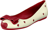 Lola Ramona - Rinna 411001-1 White/red