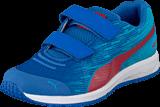 Puma - Faas 300 V4 V Kids Strong Blue-Hawaiian Ocean