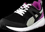 Puma - Arial Basic Sports Wn'S Black-Vivid Viola