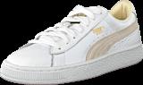 Puma - Basket Classic White-White