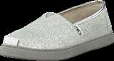 Toms - Classics Jr Silver Glimmer