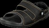 Crocs - Yukon Two-Strap Sandal M Black
