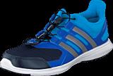 adidas Sport Performance - Winterfast Sl K Solar Blue/Navy/Blue