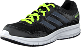 adidas Sport Performance - Duramo 7 K Black/Dark Grey/Yellow