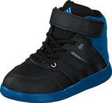 adidas Sport Performance - Jan Bs 2 Mid I Core Black/Dark Grey/Blue