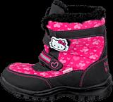 Hello Kitty - 424377 Black/Fuxia