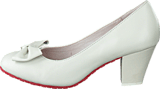 Lola Ramona - Elsie White Leather