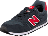 New Balance - ML373SNR Navy/Red