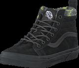 Vans - SK8-Hi MTE (MTE) black/lime punch