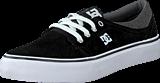 DC Shoes - Kids Trase Sd Shoe Black/Grey/White