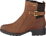 Rockport - First Gore Bootie Chestnut Waxy Pull Wp Wl
