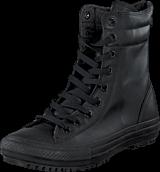 Converse - All Star X-Hi Rise Boot Black/Black/Black