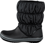 Crocs - Winter Puff Boot Women Black/Char