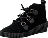 Fly London - Abir Black/Black