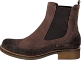 Nome - Short boot 1826255 Dark brown