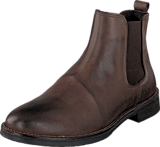 Nome - Mens boot 3781402 Dark brown