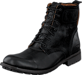 Timberland - Pt 6 In Side Zip Nwp CA129H Black