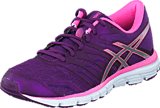 Asics - GEL-ZARACA 4 Purple/Silver/Flamingo