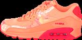Nike - Nike Air Max 90 Printed Sunset Glow/Hot Lava-White