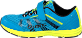 Salming - Salming Speed Shoe Kids Cyan Blue