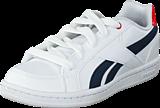 Reebok - Reebok Royal Prime White/Navy/Motor Red