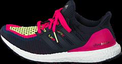 adidas Sport Performance - Ultra Boost W Night Navy/Eqt Pink