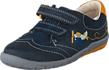 Clarks - Softly Liam Fst Navy