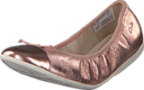 Clarks - Dance Puff Jnr Rose Gold