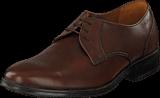 Clarks - Kolby Walk Brown Leather
