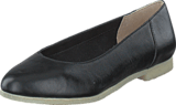 Clarks - Ffion Ivy Black Leather
