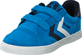 Hummel - Stadil canvas junior low Methyl blue